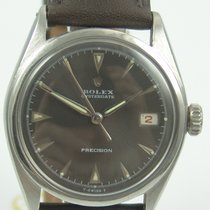 Rolex Oysterdate Precision 1958 Red Date