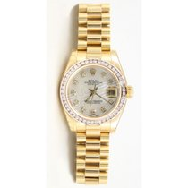 Rolex Presidential 179178 Lady's 18K Yellow Gold New Heavy...