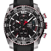 Tissot PRS 516 Extreme Automatic Steel 44,4mm Black No numerals