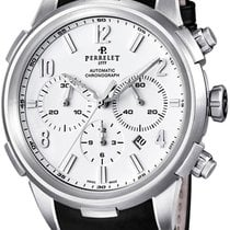 Perrelet Class-T Steel White United States of America, New York, Brooklyn
