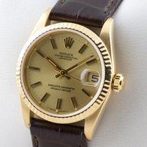 Rolex Datejust 68278 MINT 1984 rabljen