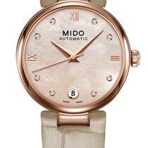 Mido Ladies M0222073611611 Baroncelli II Automatic Watch