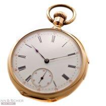 Patek Philippe Pocket Watch Quarter Repeater 18k Rose Gold...