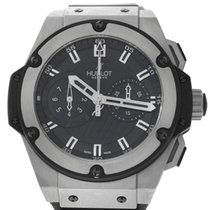 Hublot Titanium Automatic 48mm pre-owned King Power
