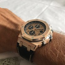 Audemars Piguet Royal Oak Offshore 42 Chronograph Rose Gold