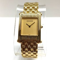 Boucheron Yellow gold Quartz pre-owned