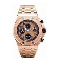 Audemars Piguet Royal Oak Offshore Chronograph 18 K Rose Gold...