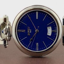 Bovet Château de Môtiers White gold 42mm Blue United States of America, New Jersey, Englewood