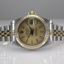 Rolex Datejust 69173 Steel And Gold Ladies Automatic Watch...