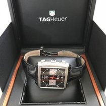 TAG Heuer Monaco Calibre 12 Steel 39mm Black United States of America, California, san francisco