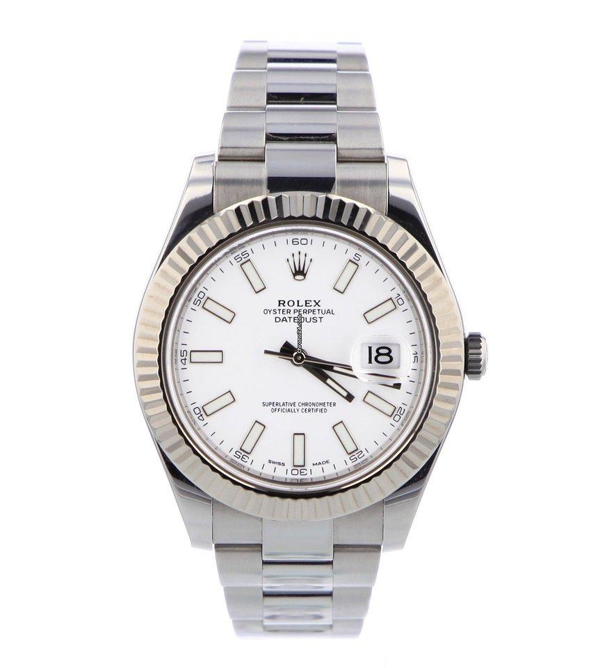 a036aec0137 Rolex Datejust II - Todos os preços de relógios Rolex Datejust II na  Chrono24
