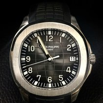 Patek Philippe 40mm Automatic 2008 pre-owned Aquanaut Black