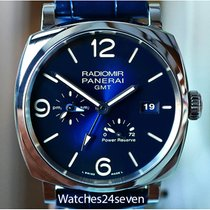 Panerai Radiomir 1940 3 Days Automatic 45mm Blauw Arabisch