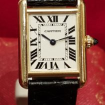 Cartier Tank Louis Cartier occasion 29mm Or jaune