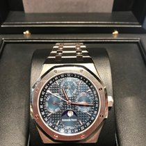 Audemars Piguet Royal Oak Perpetual Calendar Steel 41mm Blue No numerals Australia, Sydney