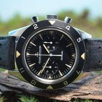 Jaeger-LeCoultre Chronograph 40mm Automatik gebraucht Deep Sea Chronograph Schwarz