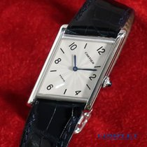 Cartier Tank (submodel) pre-owned Platinum