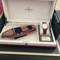 Frederique Constant Runabout Automatic Steel 43mm White Arabic numerals