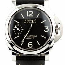 Panerai PAM 00510 Steel Luminor Marina 8 Days 44mm pre-owned United States of America, New York, Lynbrook