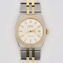 Rolex Goud/Staal 36mm Quartz 17013 tweedehands Nederland, Sevenum