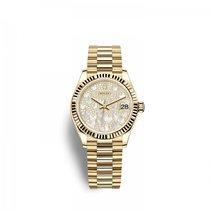 Rolex Lady-Datejust Or jaune 31mm