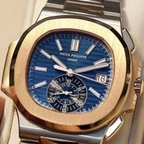 Patek Philippe Nautilus 5980/1AR-001 Unworn Gold/Steel 40.5mm Automatic