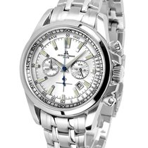 Jacques Lemans Sport Liverpool Steel 44mm Silver