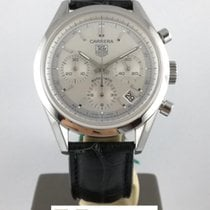 TAG Heuer Carrera Calibre 17 Staal 39mm