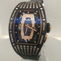 Richard Mille Reloj de dama 28mm Cuerda manual nuevo Reloj con estuche y documentos originales