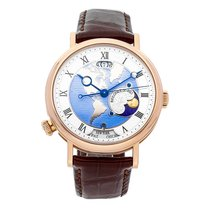 Breguet Rose gold 43mm Automatic 5717BR/US/9ZU pre-owned