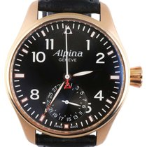 Alpina Steel 41.5mm Automatic AL-710X459 pre-owned United States of America, New York, Smithtown