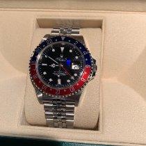 Rolex GMT-Master II 16710BLRO 2002 подержанные