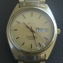 Omega Constellation Quartz Gold/Steel 41mm United States of America, California, city of industry