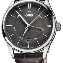 Oris Artelier Pointer Day Date new 2019 Automatic Watch with original box and original papers 01 755 7742 4053-07 5 21 65FC
