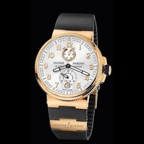 Ulysse Nardin Marine Chronometer Manufacture 1186-126-3/61 2019 new