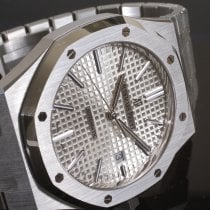 Audemars Piguet Royal Oak Selfwinding 15400ST.OO.1220ST.02 2017 pre-owned