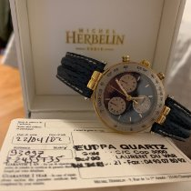 Michel Herbelin Newport (submodel) Gold/Steel