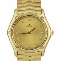 Ebel Wave Yellow gold 26mm Champagne United States of America, New York, Massapequa Park