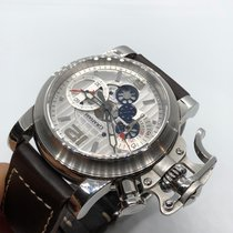 Graham Chronofighter R.A.C. 2CRBS.SK1A.K25B pre-owned
