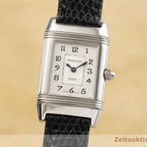 Jaeger-LeCoultre Reverso Duetto 266.8.44 Very good Steel 20.5mm Manual winding