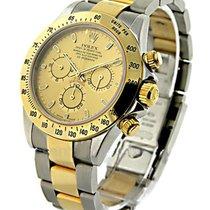 Rolex Used 16523_used_champ_stick Daytona - Steel and Gold...