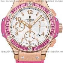 Hublot Big Bang Tutti Frutti new Automatic Chronograph Watch with original box and original papers 341.PP.2010.LR.1933