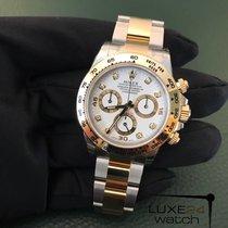 Rolex Daytona Cosmograph steel and yellow gold 116503-0005