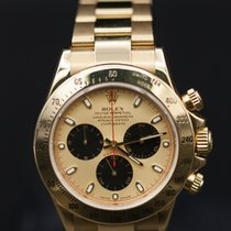 Rolex Daytona Paul Newman dial Zenith Yellow Gold Watch