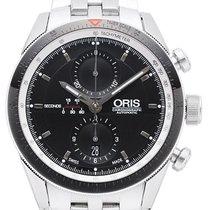 Oris Motor Sport Artix GT Chronograph mit Edelstahlband
