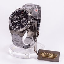 Roamer Superior Chrono II 510902 45 54 50 Herrenuhr