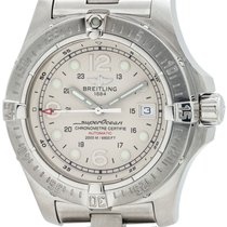 Breitling Steel 44mm Automatic A17390 pre-owned United States of America, California, West Hollywood