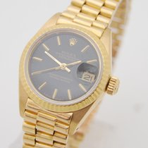 Rolex Lady-Datejust 750 Gold