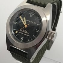 Germano & Walter 500 M Diver Stainless Steel 500m ETA Caliber...