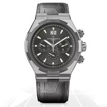 Vacheron Constantin Overseas Chronograph Steel 42mm Grey No numerals